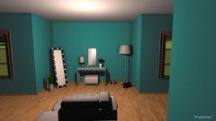 room planning Spálňa in the category Bedroom
