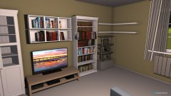 room planning stanza dario 3 in the category Bedroom