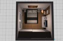 room planning sypialnia 2 in the category Bedroom