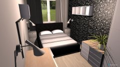 room planning sypialnia in the category Bedroom