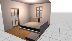 room planning SZ in the category Bedroom