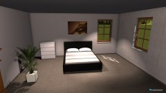 room planning Testraum in the category Bedroom
