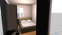room planning Yatak odasi  in the category Bedroom