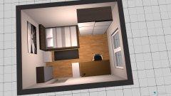 room planning Zimmer Graz Mario in the category Bedroom