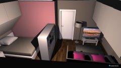 room planning Zimmer oben in the category Bedroom