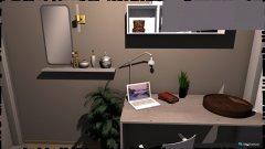 room planning Zlatina's bedroom in the category Bedroom