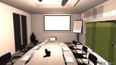 room planning konferentna in the category Conference Room