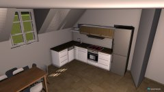 room planning Neue Wohnung Stube zeigen in the category Dining Room