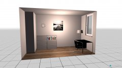 room planning Büro in the category Dressing Room