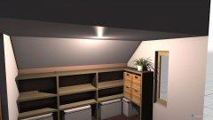 room planning Kleiderkammer in the category Dressing Room
