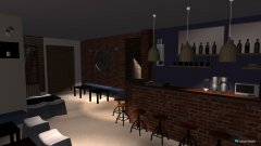room planning Grundrissvorlage L-Form in the category Event hall
