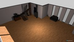 room planning PRUEBA NUEVO PROGRAMA 3D in the category Event hall