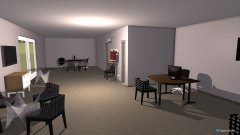 room planning Berettyó in the category Fair hall