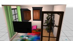 room planning mIKROApartment in the category Fair hall