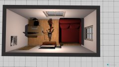 room planning Drittes Zimmer Variante4 in the category Family Room