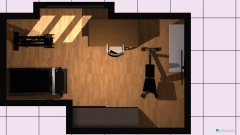 room planning Fitness- und Arbeitsraum in the category Family Room