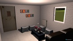 room planning Grundrissvorlage Partyraum in the category Family Room