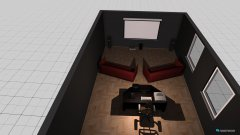 room planning kinoraum in the category Family Room