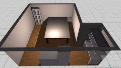 room planning Lego-Wood-Areal in the category Family Room