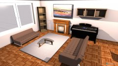 room planning Sala in the category Family Room