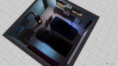 room planning Garaz Sebo 1 in the category Garage