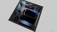 room planning Garaz Sebo in the category Garage