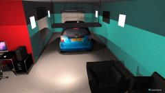 room planning garaza in the category Garage