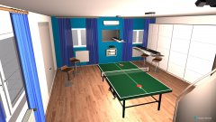 room planning Pool Hall2 in the category Garage