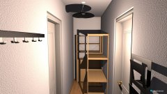 room planning Büro  Flur in the category Hallway