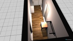 room planning Flur in the category Hallway