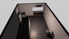 room planning 3D Druckraum in the category Home Office