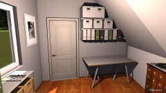 room planning Arbeitszimmer neu in the category Home Office