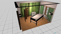 room planning Behandlungsraum in the category Home Office
