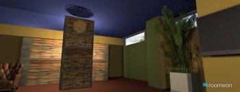 room planning Books&Blues studios Prečko .,NEW PROJEKT in the category Home Office