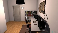 room planning Büro Arbeit in the category Home Office