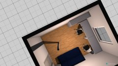 room planning Büro V1 in the category Home Office