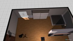 room planning Emils Zimmer in the category Home Office