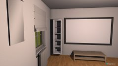 room planning Grundrissvorlage Quadrat in the category Home Office