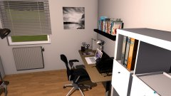 room planning K. Zimmer in the category Home Office