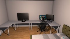 room planning Kinderzimmer-T.J in the category Home Office