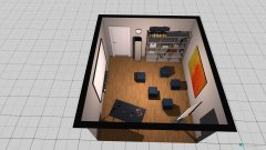 room planning Krea1 in the category Home Office
