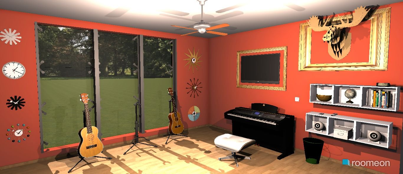 Room Design Music Roomeon Community