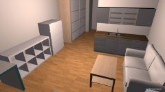 room planning Neue Wohnugn 2 in the category Home Office