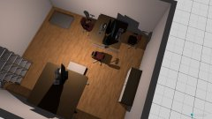 room planning Neues-Lager-Büro in the category Home Office