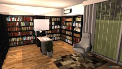 room planning Noah Wohnung Oben in the category Home Office