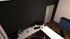 room planning Papas Büro in the category Home Office
