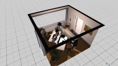 room planning R5E.01 in the category Home Office