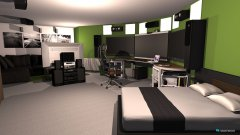 room planning traumzimmer in the category Home Office