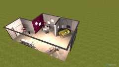 room planning Vorraum in the category Home Office