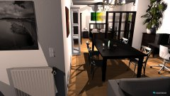 room planning WOHNUNG  versuch 2 in the category Home Office